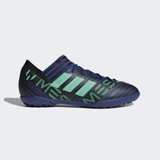Zapatos de Fútbol Nemeziz Messi Tango 17.3 Césped Artificial UNITY INK F16/HI-RES GREEN S18/CORE BLACK CP9201