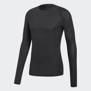 Alphaskin Tech Tee Black CF7187
