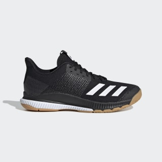 Chaussure Crazyflight Bounce 3 Core Black / Cloud White / Gum M1 BD7918