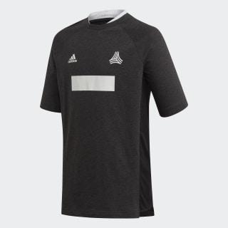 Футболка Season Black Melange / White FL1388