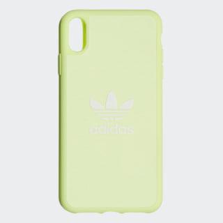 Funda iPhone Moulded 6,5 pulgadas Hi-Res Yellow / White CL4895