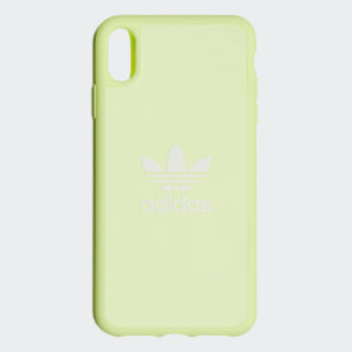 Molded Case iPhone Xs Max 6.5-inch Hi-Res Yellow / White CL4895