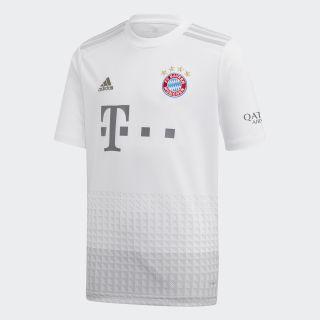 Camisola Alternativa do FC Bayern München White DX9264