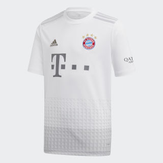 FC Bayern Away Jersey White DX9264