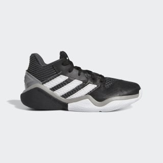 Zapatillas de básquet Harden Stepback Core Black / Grey Six / Cloud White EF9905