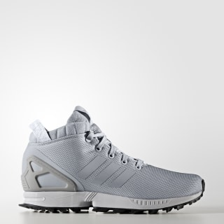 Кроссовки ZX Flux 5/8 TR lgh solid grey / mid grey s14 / core black BY9433