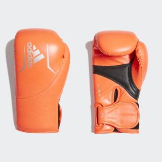 Gants de boxe Speed 300 Solar Red / Black CJ9787