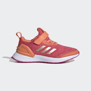 Кроссовки для бега RapidaRun X semi coral / copper met. / real magenta EE7110