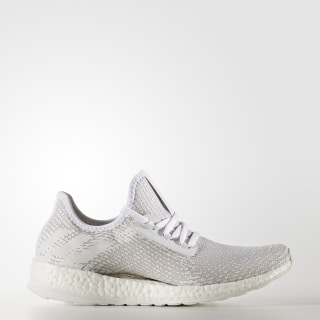 Pure Boost X Shoes Ftwr White/Crystal White/Pearl Grey BB3432