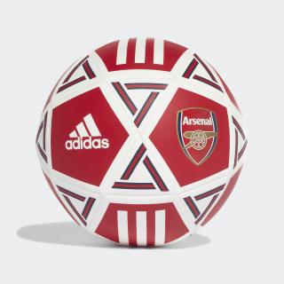 Balón primera equipación Arsenal Capitano Scarlet / White / Collegiate Navy EK4744