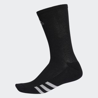 Golf Crew Socks 3 Pairs Black CF8419