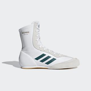 Box Hog x Special Schuh Ftwr White / Collegiate Green / Raw White BC0354
