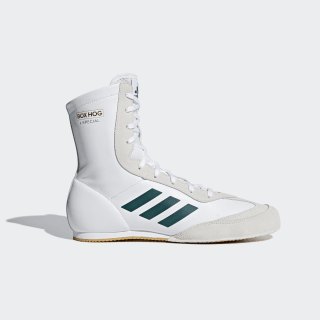 Box Hog x Special Shoes Ftwr White / Collegiate Green / Raw White BC0354