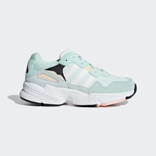 Yung-96 Shoes Ice Mint / Running White / Clear Orange F35272