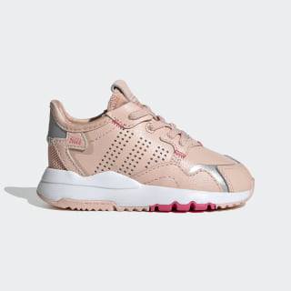 Sapatos Nite Jogger Vapour Pink / Silver Metallic / Real Pink EG6992