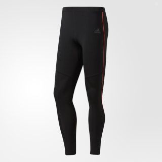 Response Long Tights Black / Energy B47715