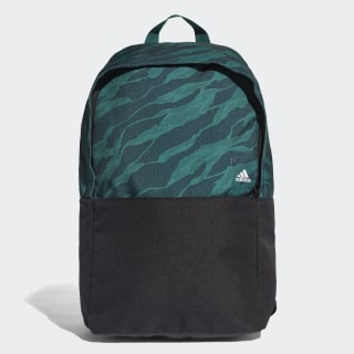 BACKPACK C. BP BASIC G NOBLE GREEN F18/WHITE/WHITE CY7015