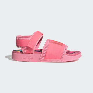 Сандалии Pharrell Williams Adilette 2.0 TBIITD hyper pop / hyper pop / hyper pop FU7612