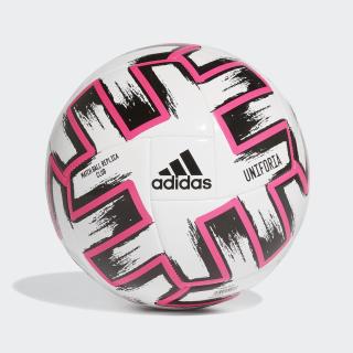 Balón Uniforia Club White / Black / Shock Pink FR8067