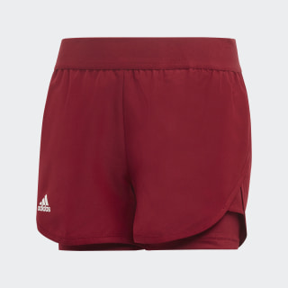 Club Shorts Collegiate Burgundy / Collegiate Burgundy EC3574