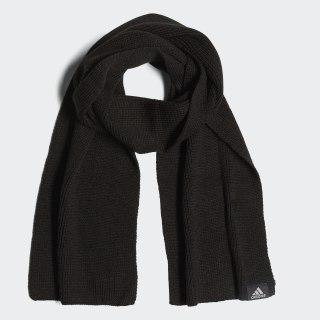 Šála Performance Black / Black / Multi Solid Grey CY6024