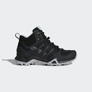 Terrex Swift R2 Mid GTX Shoes Core Black/Core Black/Ash Green CM7651