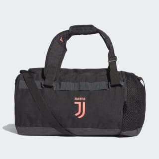 Спортивная сумка Ювентус Medium black / dark grey / turbo DY7523