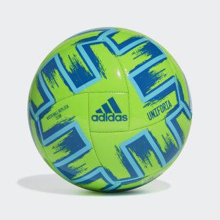 Balón Club Uniforia Solar Green / Bright Cyan / Glory Blue FH7354