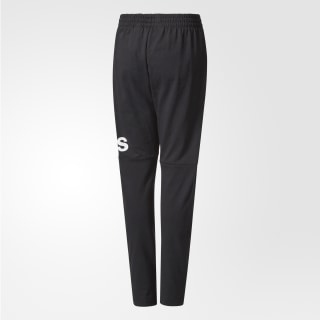 Pants Essentials Logo BLACK/WHITE CE8618