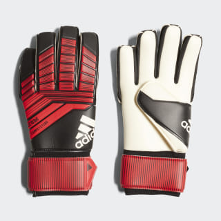Predator Competition Gloves Black / Red / White CW5597