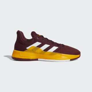 Pro Bounce Madness Low 2019 Shoes Maroon / Cloud White / Collegiate Burgundy BB9227