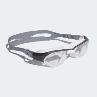 persistar 180 unmirrored swim goggle White / Grey / White BR1136