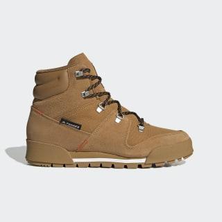 Terrex Snowpitch Climawarm Boots Mesa / Cloud White / Orange FV5165