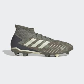 Botas de Futebol Predator 19.2 – Piso firme Legacy Green / Sand / Solar Yellow EF8207