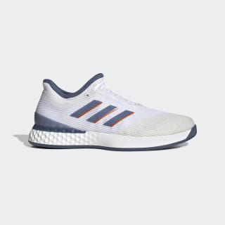 Кроссовки для тенниса adizero Ubersonic 3 ftwr white / tech ink / lgh solid grey EF1152