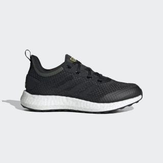 Кроссовки для бега RapidaLux Core Black / Core Black / Shock Yellow EG4597