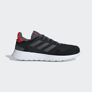 Archivo Shoes Core Black / Grey Six / Active Red EF0436