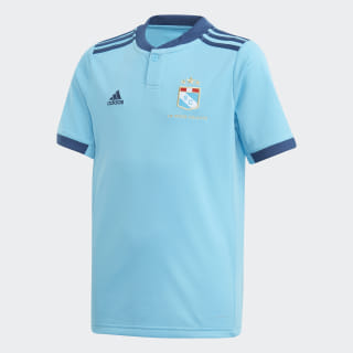 Camiseta de Local Sporting Cristal bright cyan / night marine DP2635