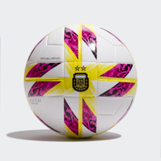 Bola Afa 18 Top Replique WHITE/BLACK/SOLAR YELLOW/BLUE CW5319