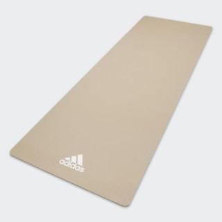 Коврик для йоги vapor grey pl / white CL5128