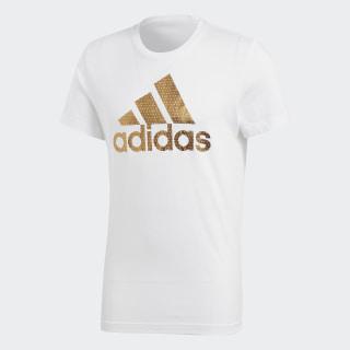 Camiseta BOS FOIL White CV4509