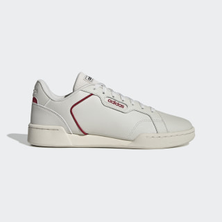 Zapatilla Roguera Raw White / Raw White / Active Maroon EG2657