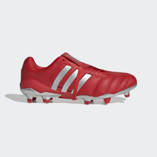 Футбольные бутсы Predator Mania FG Red / White / None EF3658