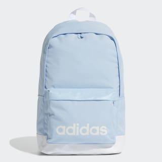Mochila Lin Clas Xl glow blue/white/white ED0266