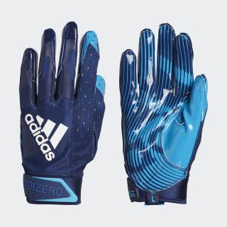 Adizero 9.0 Highlighter Receiver Gloves Navy EW5584
