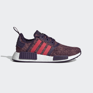 NMD_R1 Shoes Legend Purple / Shock Red / Core Black F34421