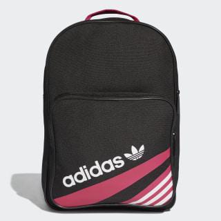 BACKPACK BP CLASSIC Black / Bold Pink EC2506