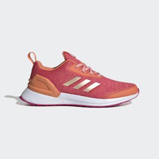 RapidaRun X Shoes Semi Coral / Copper Metalic / Real Magenta G27422
