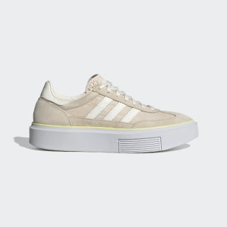 adidas Sleek Super 72 Schuh Linen / Off White / Crystal White EF5016