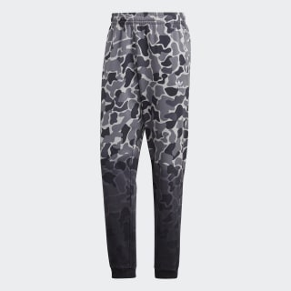Camouflage Dip-Dyed Pants Multicolor DH4808